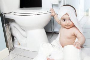 Baby & Toilet