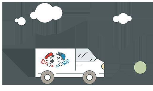 Fix & Flow Van