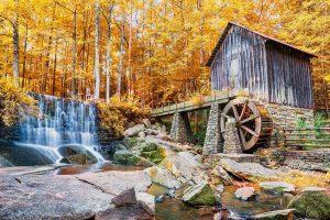 Lefler Grist Mill, Marietta, GA